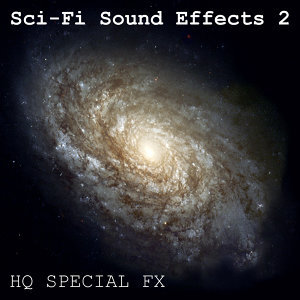 Sci-Fi Atmospheric Sound Effects 2