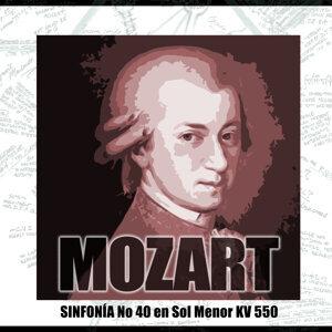 Sinfonía No 40 En Sol Menor KV 550
