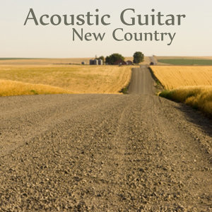 Acoustic Guitar Plays New Country Music