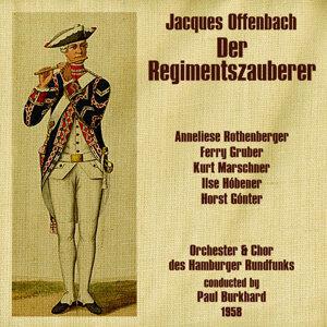 Jacques Offenbach: Der Regimentszauberer (1958)