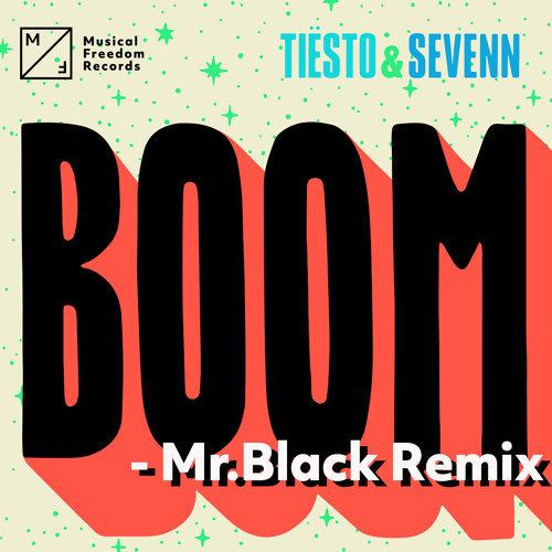 BOOM - Mr. Black Remix