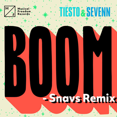 BOOM - Snavs Remix