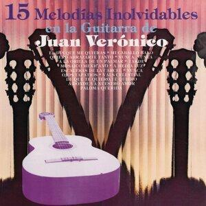15 Melodías Inolvidables en la Guitarra de Juan Verónico