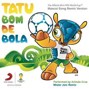 Tatu Bom de Bola (The Official 2014 FIFA World Cup Mascot Song) [DJ Memê Remix]