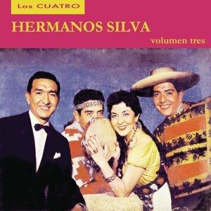 Los Cuatro Hermanos Silva - Volumen Tres