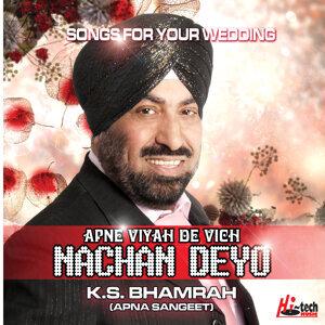 Apne Viah De Vich Nachan Deyo (Songs For Your Wedding)
