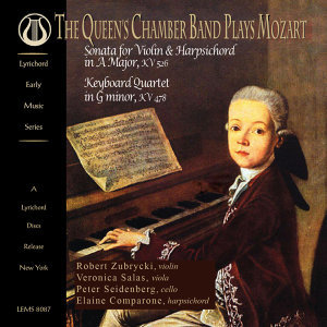 The Queen's Chamber Band Plays Mozart