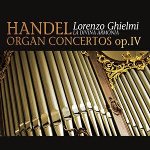Handel: Organ Concertos Op. 4