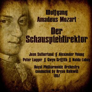 """Wolfgang Amadeus Mozart: Der Schauspieldirektor """"The Impresario"""" (1957)"""