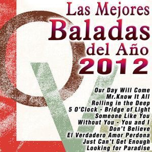 Las Mejores Baladas del Año 2012