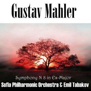 "Gustav Mahler: Symphony No 8 in Es-Major, ""Symphonie der Tausend"""