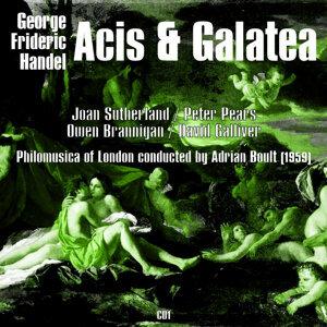 George Frideric Handel: Acis & Galatea (1959), Volume 1