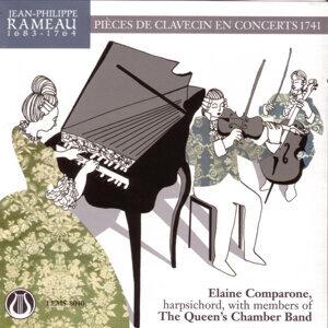 Jean-Philippe Rameau 1683-1764: Pieces de Clavicin en Concert (1741)