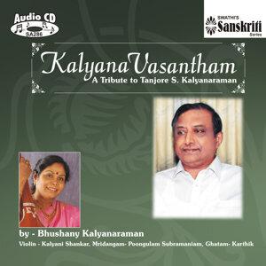Kalyana Vasantham - Bhushany Kalyanaraman - Tribute to Tanjore S. Kalyanaraman