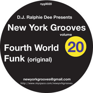 Fourth World funk