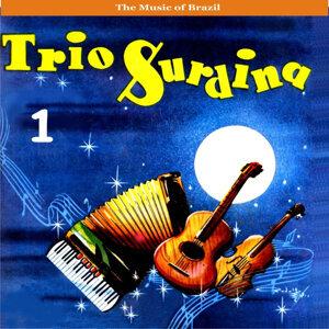 The Music of Brazil / Trio Surdina, Vol. 1 / Recordings 1953