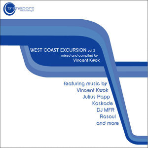 West Coast Excursion Vol. 2 (Continuous mix)