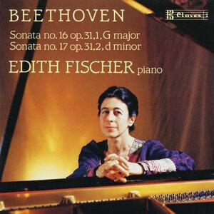"""Beethoven: Piano Sonatas No. 16 in G Major, Op. 31 No. 1 & No. 17 in D Minor, Op. 31 No. 2 """"The Storm"""""""