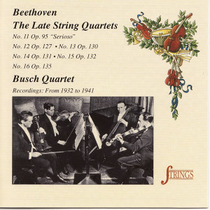 The Late Beethoven's String Quartets