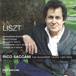 Liszt: Hunarian Rhapsody No. 12, Liebestraum, Mephisto Waltz - The Hungarian Years 1985 - 2005
