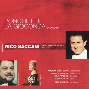 Ponchielli: La Gioconda (Highlights)