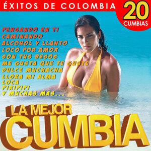 20 Cumbias, Éxitos de Colombia. La Mejor Cumbia