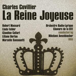 Charles Cuvillier: La Reine Joyeuse (1955)