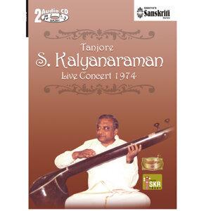 Tanjore S.Kalyanaraman Live in concert 1974