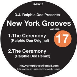 The Ceremony - remix