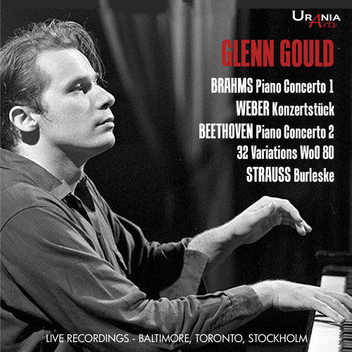 Glenn Gould Plays Piano Concertos