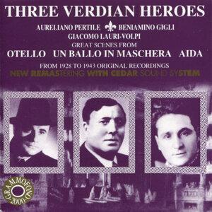 Three Verdian Heroes