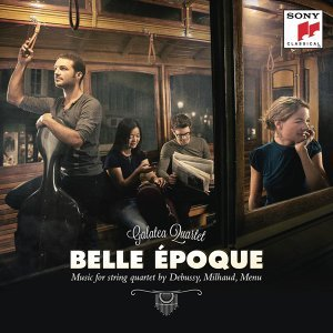 Belle Epoque - French Works for String Quartet