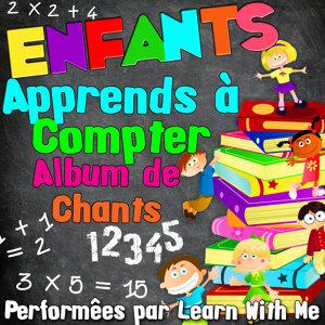 Enfants apprends à compter Album de chants
