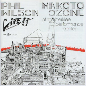 Phil Wilson & Makoto Ozone Live!! at the Berklee Performance Center