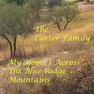 My Home's Across The Blue Ridge Mountain
