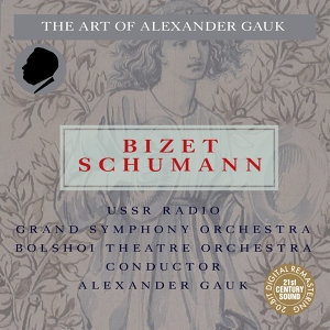 "Schumann: Concertstuck for Four Horns and Orchestra - Bizet: Dramatic Overture ""Motherland"""