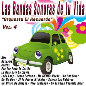 Las Bandas Sonoras de Tu Vida Vol.4