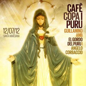 12/07/12 Cafè, Copa i Puru
