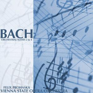 Bach: Orchestral Suite, No. 2 & 4