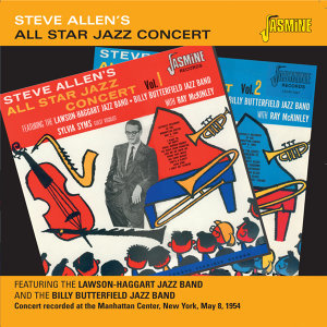 Steve Allen's All Star Jazz Concert