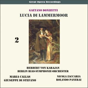Gaetano Donizetti: Lucia de Lamermoor (Karajan,Callas, Di Stefano,Penerai) [1955], Vol. 2