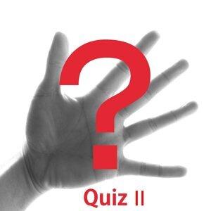クイズ2 (Quiz 2)
