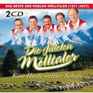 Eine Herde weißer Schafe - DAS BESTE DER FIDELEN MÖLLTALER (1971 - 2007) - SET