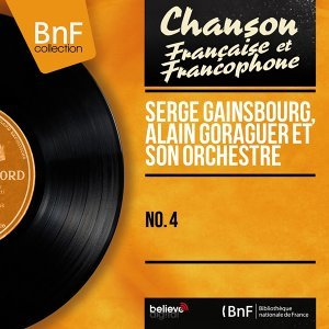 Serge Gainsbourg, No. 4 - Mono Version