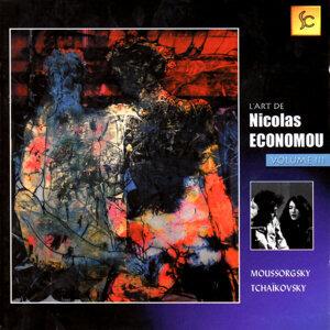 Moussorgsky, Tchaïkovsky : L'art de Nicolas Economou, volume 3
