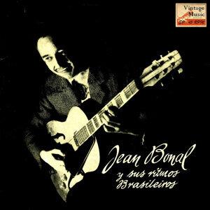 "Vintage Jazz Nº 26 - EPs Collectors ""Jean Bonal Y Sus Ritmos Brasileños"""