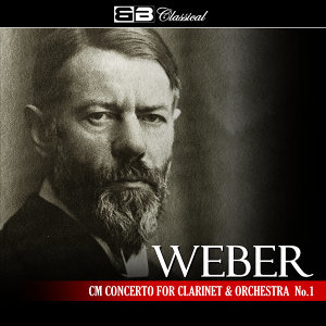 Weber CM Concerto for Clarinet and Orchestra (Single)
