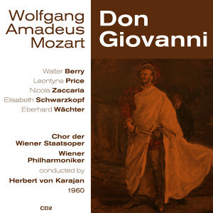 Wolfgang Amadeus Mozart: Don Giovanni (1960), Volume 2