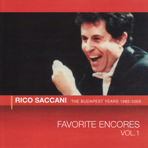 Favorite Encores, Vol. 1