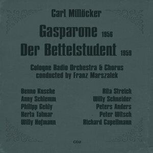 Carl Millöcker: Gasparone (1956), Der Bettelstudent (1959), Volume 2